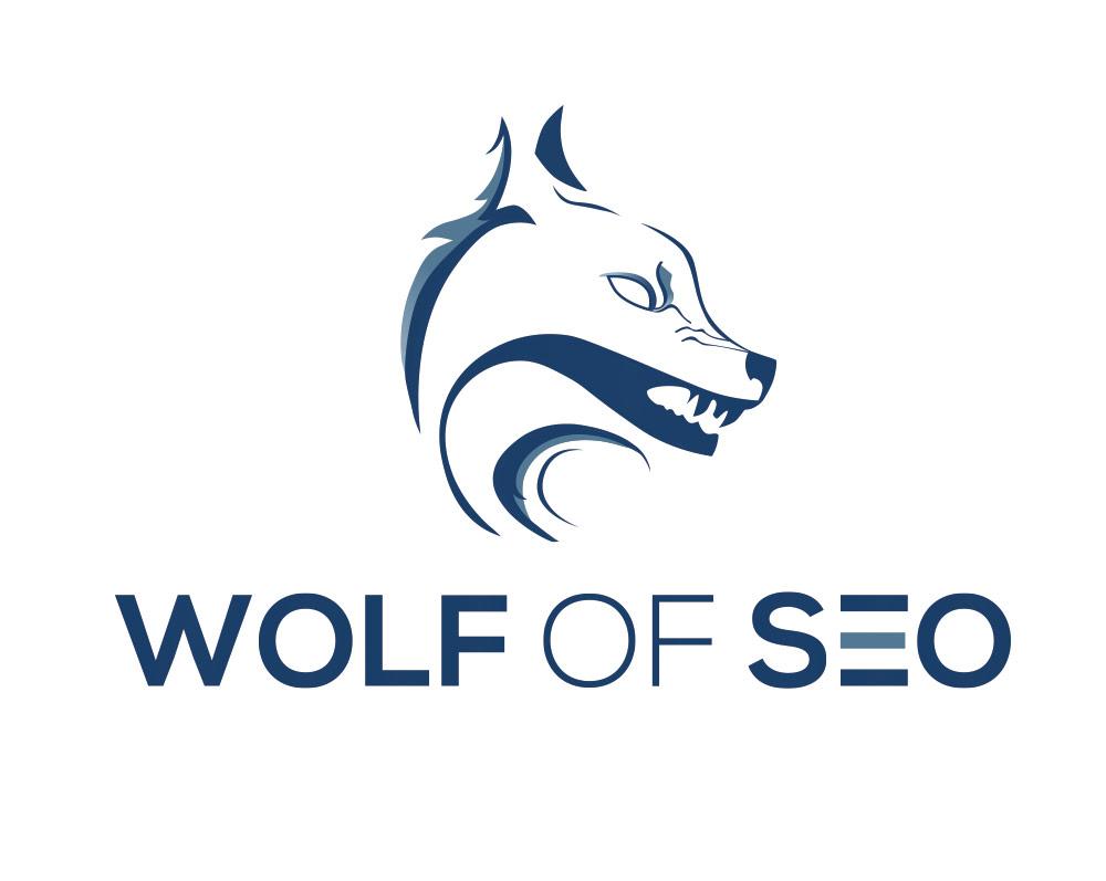 Wolf of SEO Gestaltung und Entwicklung eines Logos