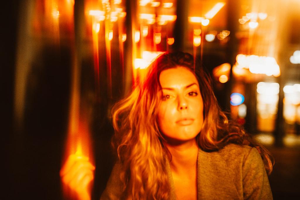 Portrait Fotograf Ulm Nacht Shooting Fotoshooting